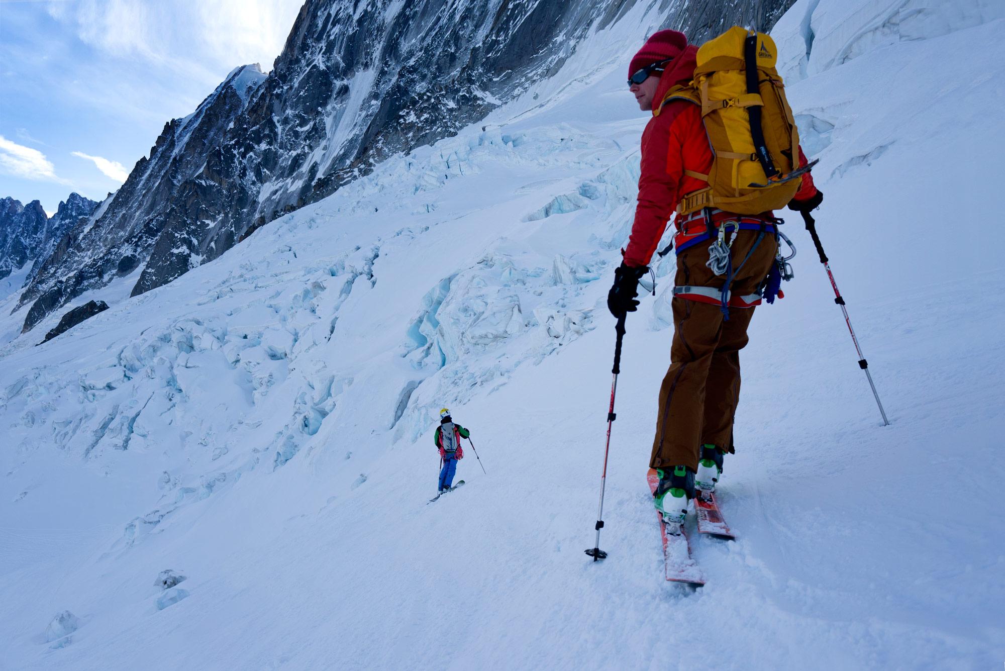 Glacier des Améthystes