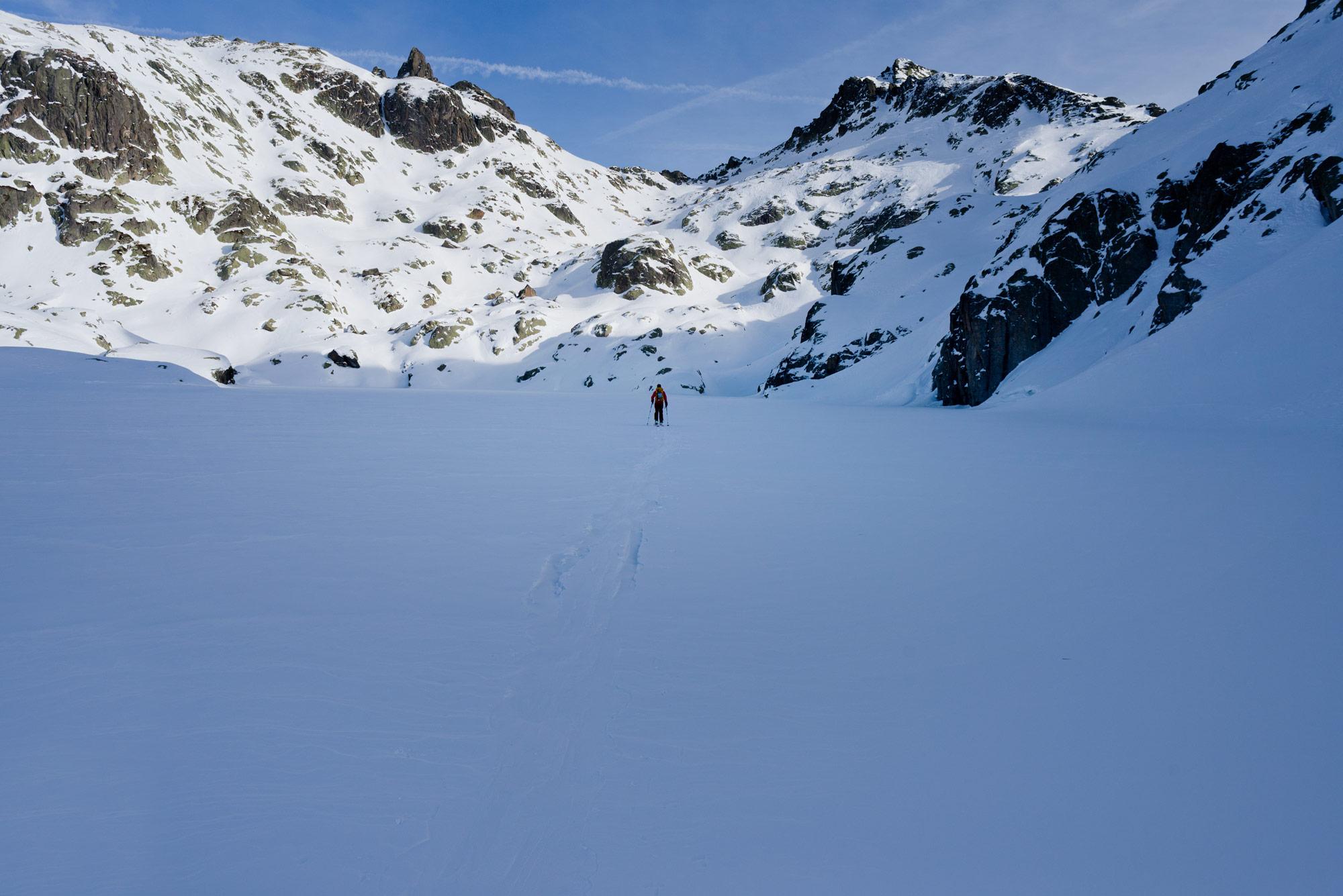 Skitour Le Brevent