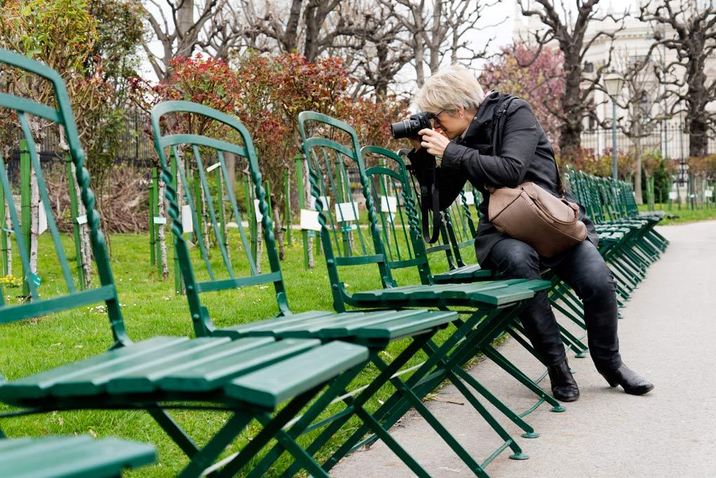 Fotograferen in Wenen