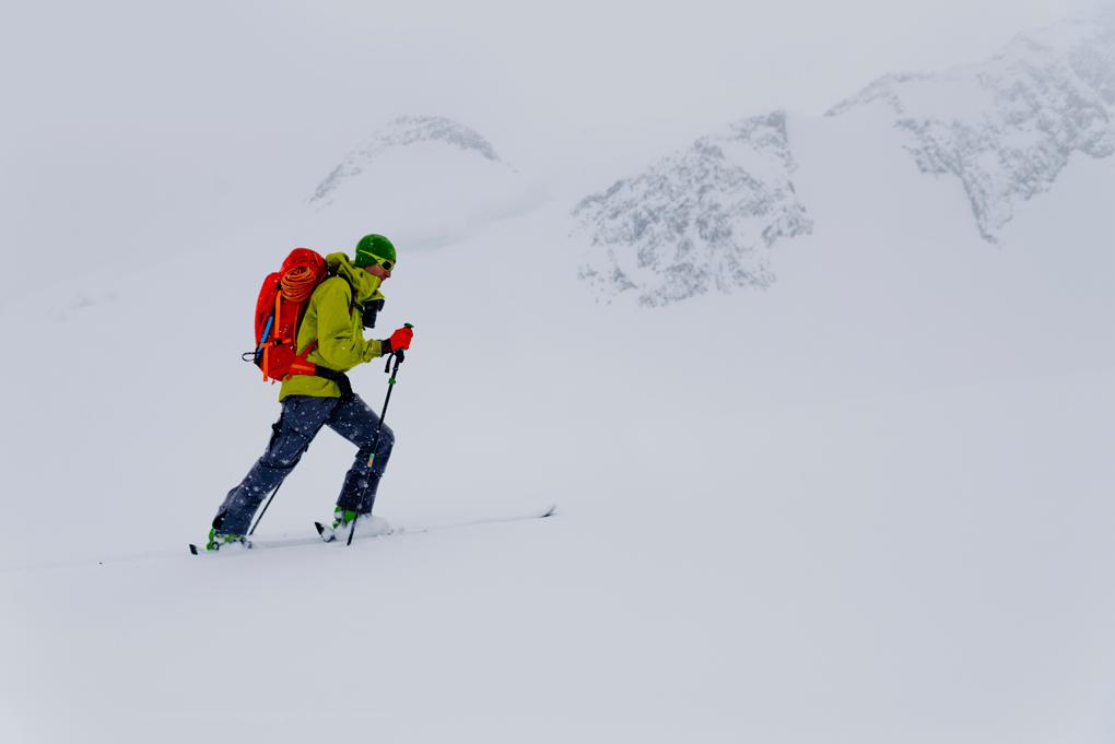 Stubaital skimountaineering